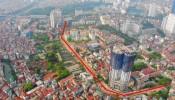 Hà Nội nới tiến độ đường Huỳnh Thúc Kháng kéo dài đến năm 2022