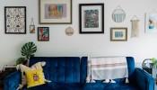 Tô điểm cho ngôi nhà của bạn bằng phong cách chiết trung thịnh hành