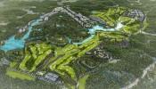 Phú Thọ duyệt quy hoạch khu đô thị sinh thái Tam Nông gần 500 ha, trị giá 33.000 tỉ