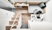 Học hỏi ngay bí quyết xây căn hộ mini cho thuê mang lại lợi nhuận cao