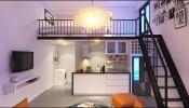 Chia sẻ kinh nghiệm tích lũy khi xây căn hộ mini cho thuê