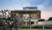 B House – Ngôi nhà 650m2 của gia đình 2 thế hệ, được thiết kế và xây dựng dựa trên yếu tố phong thủy