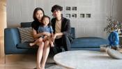 Tổ ấm 165m2 ứng dụng phong cách nội thất Đài Loan, bố tự tay thiết kế dành tặng con gái nhỏ