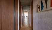Tổ ấm 77m2 tràn đầy yêu thương của gia đình 3 người, thiết kế theo phong cách tối giản của Nhật Bản