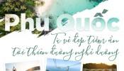 """Phú Quốc – thành phố """"thiên đường du lịch"""" đẳng cấp quốc tế."""