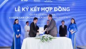 PGT Group chính thức ký kết hợp tác với IHG, Ong&Ong, VLand Việt Nam