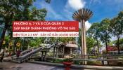 TP. Hồ Chí Minh: Gộp ba phường quận 3 thành phường Võ Thị Sáu