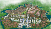 Tập đoàn Amata Thái Lan lập quy hoạch Khu đô thị thông minh tại Long Thành