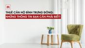 Những thông tin bạn cần phải biết khi mua căn hộ Bình Trưng Đông