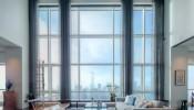 Căn penthouse sang chảnh view trọn Chicago của gia chủ có sở thích sưu tầm