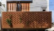Ngôi nhà làm từ bê tông và gạch nung tại Ấn Độ - đơn giản mà đẹp bất ngờ