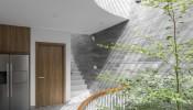 Khám phá ngôi nhà mang sự kết hợp giữa 2 công năng: nhà ở và văn phòng