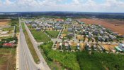 Thái Nguyên: Đất nền có sổ đỏ đặc biệt thu hút các nhà đầu tư