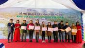 Lễ bàn giao sổ hồng cho khách hàng mua nhà tại dự án Kosy Mountain View Lào Cai