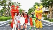 """Verosa Park: Gần 1.000 khách tham dự sự kiện tri ân """"Sắc hoa bừng sáng"""""""