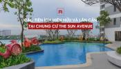 Tiện ích hiện hữu và lân cận của chung cư The Sun Avenue Thủ Đức