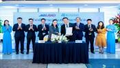 Hòa Bình và MBLand Holdings ký kết hợp đồng hợp tác chiến lược