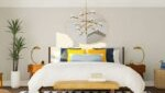 Hướng giường ngủ chuẩn phong thủy giúp vạn sự cát tường
