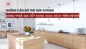 Tổng hợp những căn hộ The Sun Avenue đăng thuê giá tốt