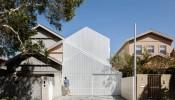 Ngôi nhà 2 tầng đồng bộ, tối giản nhưng không kém phần nổi bật ở vùng ngoại ô Sydney