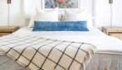 Bí quyết đơn giản giúp mở rộng không gian phòng ngủ có diện tích nhỏ