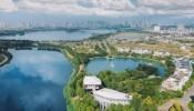 Công viên Yên Sở - Lá phổi xanh khu vực phía Nam Hà Nội