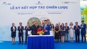 Lễ ký hợp tác chiến lược giữa Gem Sky World và hệ thống giáo dục liên cấp chuẩn quốc tế