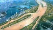 Hà Nội sẽ phê duyệt Quy hoạch phân khu sông Hồng vào tháng 6 tới