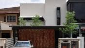 """Căn nhà """"hướng nội"""" được cải tạo để phù hợp sự trưởng thành của các con tại Kuala Lumpur"""