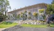 Căn hộ với thiết kế xóa bỏ ranh giới con người và thiên nhiên của chủ trang trại tại Nhật Bản