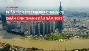 Toàn cảnh thị trường chung cư Bình Thạnh đầu năm 2021 qua phân tích số liệu
