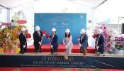 Lễ động thổ dự án lịch sử Grand Marina, Saigon