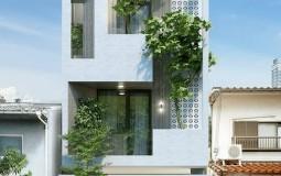 6 điểm chú ý để có một ngôi nhà giữa phố đẹp