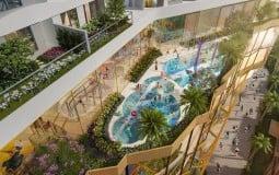 Sắp có tổ hợp hồ bơi điện phân đồng tốt cho sức khỏe tại trung tâm Chợ Lớn