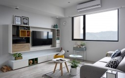 Thiết kế nội thất căn hộ phong cách Scandinavian của cặp đôi mới cưới