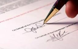 Giải đáp những thắc mắc liên quan đến hợp đồng mua bán nhà đất