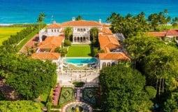 """Cận cảnh dinh thự đắt nhất khu """"bờ biển tỷ phú"""" của Mỹ"""