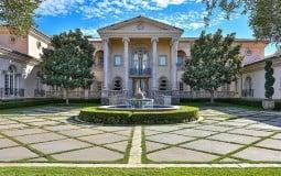 'Đột nhập' căn biệt thự  7,4 triệu USD của Britney Spears