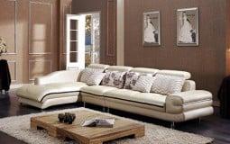 5 mẫu ghế sofa phong cách Châu Âu sang trọng
