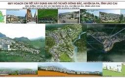 Lộ danh tính nhà đầu tư thực hiện Dự án Khu đô thị Mường Hoa tại Lào Cai