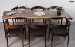20 mẫu bàn ghế đơn cho các vị trí trong nhà nổi bật 2019