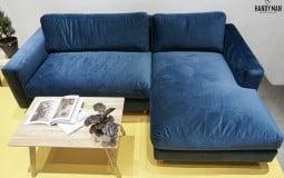 Mẹo sử dụng ghế sofa cho phòng khách có diện tích hẹp