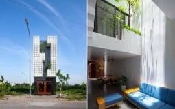 'Có ngôi nhà nằm nghe nắng mưa' mang tên HD1 House được lấy ý tưởng từ câu hát trong bài hát của nhạc sĩ Trịnh Công Sơn