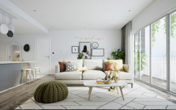 Gợi ý 2 căn hộ thiết kế theo phong cách nội thất Scandinavian cho những gia đình trẻ