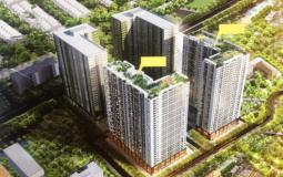 Goldland là đơn vị phân phối độc quyền dự án Ecohome 3 quỹ hàng thương mại Bắc 9 Group