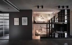 Apartment X: Căn hộ thiết kế theo phong cách Industrial đầy cá tính
