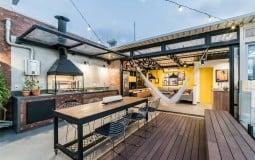 Ấn tượng với ngôi nhà sở hữu tiện ích giải trí trọn vẹn ngay trên sân thượng