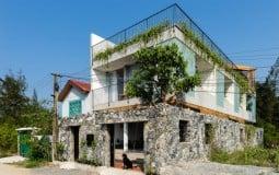 Có gì đặc biệt trong ngôi hhà homestay 3 tầng ở Quảng Nam?
