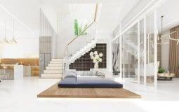 Sở hữu ngôi nhà thiết kế 3 tầng ấn tượng chỉ với 1 tỷ đồng