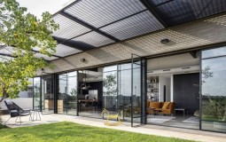 Bare House: Gợi ý tuyệt vời cho những ngôi nhà 1 tầng